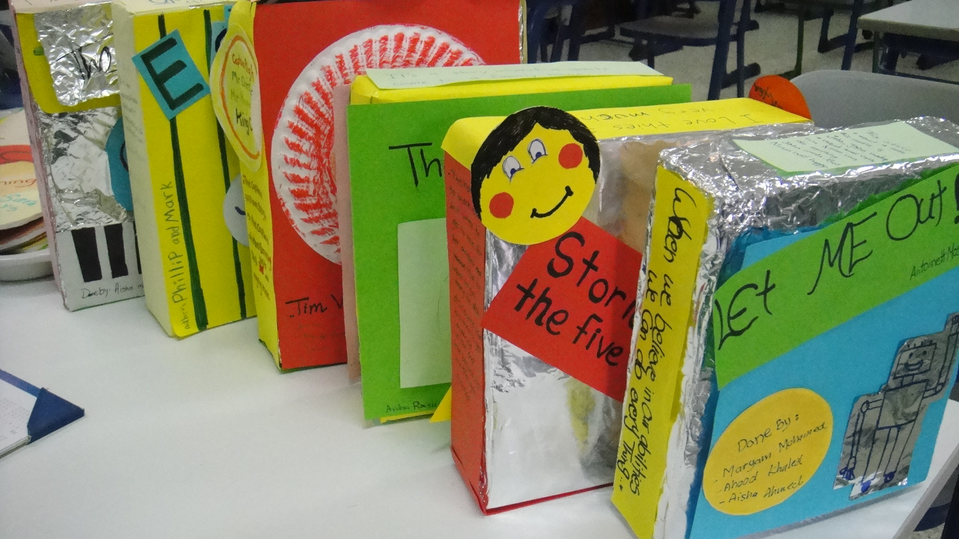 Cereal Box Book Report http://pinterest.com/pin/108438303499481024/